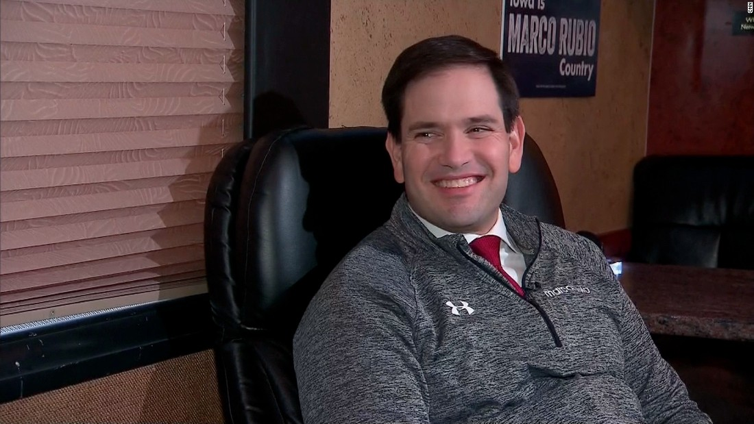Sotu >> Sen. Marco Rubio on State of the Union: Full Interview - CNN Video