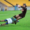 wellington sevens kaka tackled