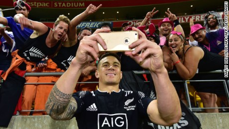 Sonny Bill Williams: 'sevens is tough, but I'm learning'