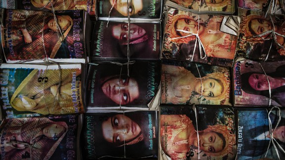 Books are written, printed and manufactured in Kano. Covers often include iconography not dissimilar from that of the Indian subcontinent, the result of a long-held, region-wide passion for Bollywood and Indian television soaps.