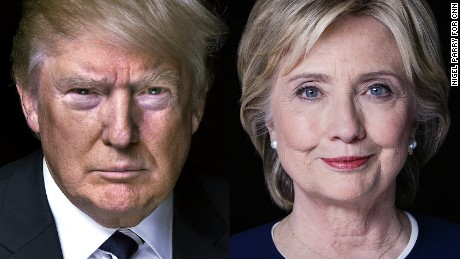 Clinton vs. Trump -- the strengths, the weaknesses