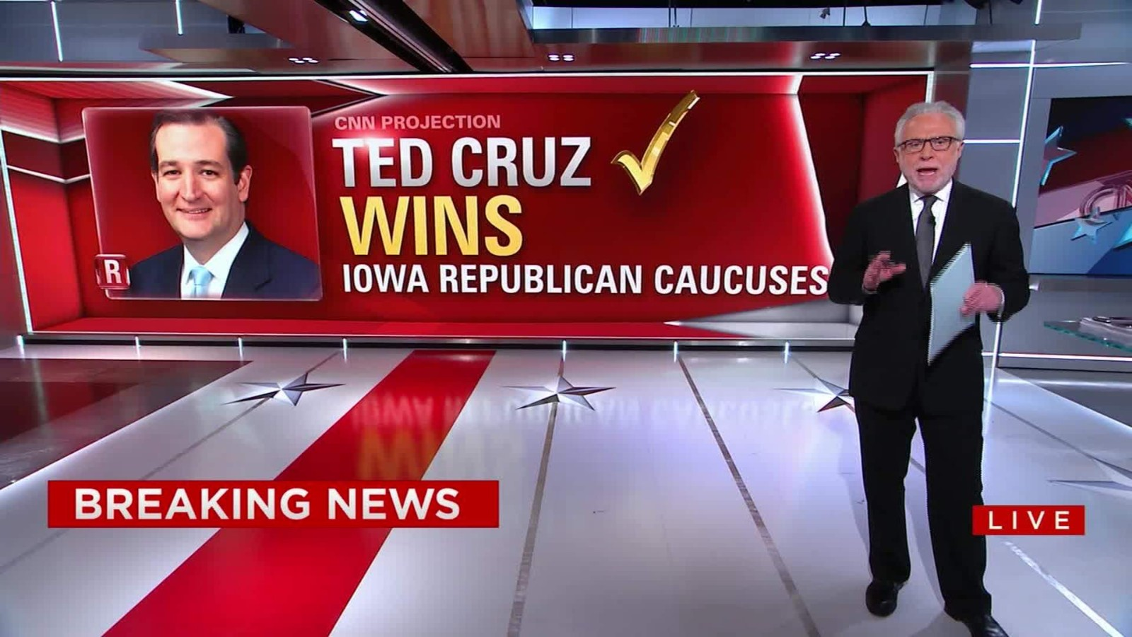 CNN and The Des Moines Registe...