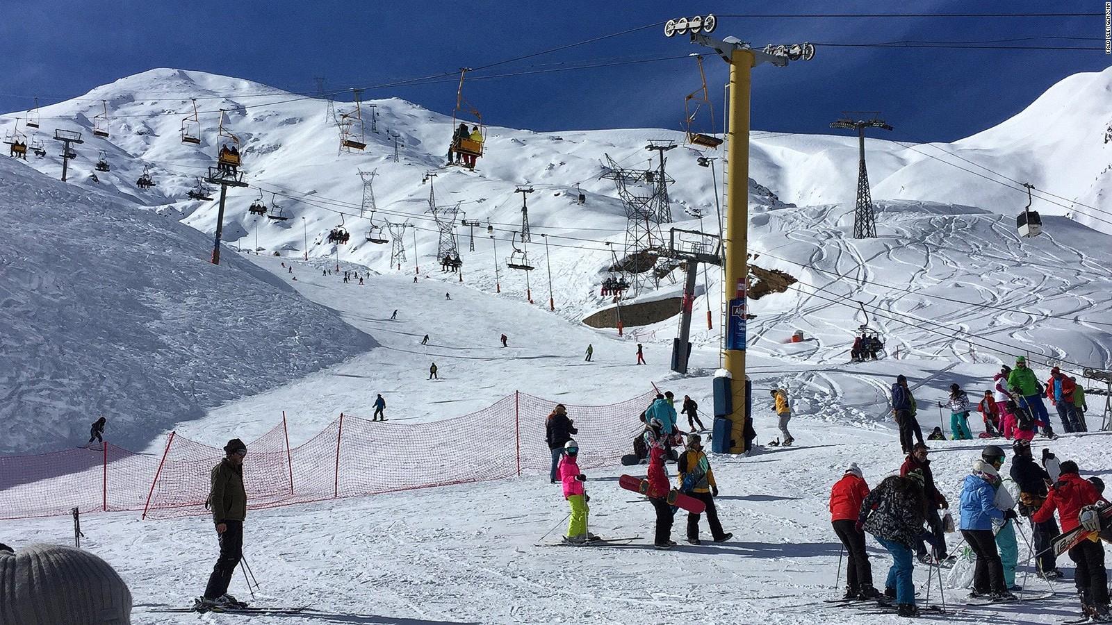 Image result for ski in iran