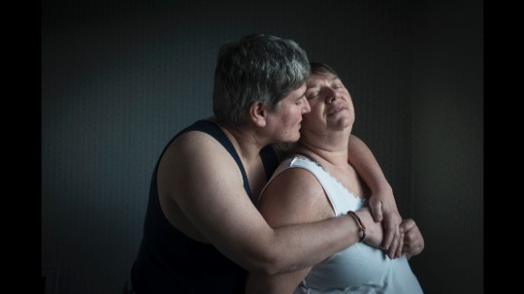 Francoise and Danielle have been a couple for several years and got married in June.