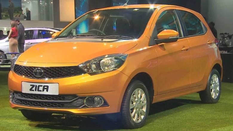 Tata renames its \'Zica\' car: 6 other car name mishaps - CNN