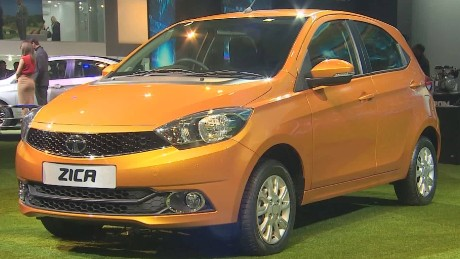 zica car to change its name udas_00020413