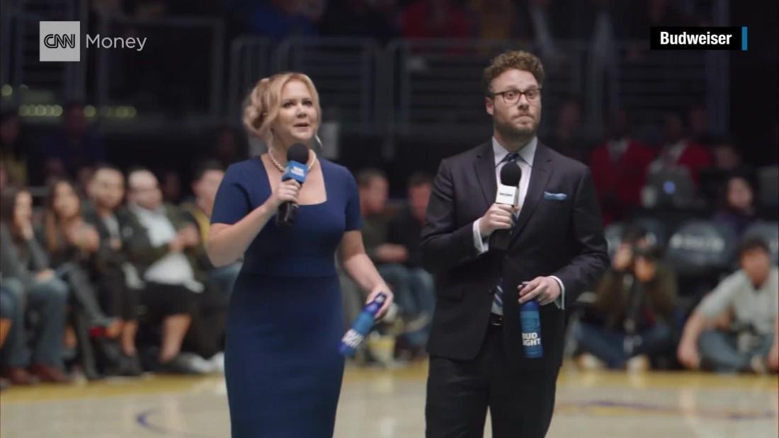 Sneak preview super bowl commercials cnn video aloadofball Gallery