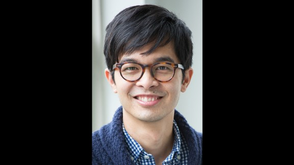 """Dr. Dzung Vo is author of """"The Mindful Teen."""""""