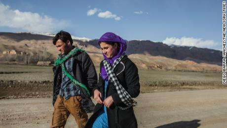 Meet Afghanistan's Romeo and Juliet