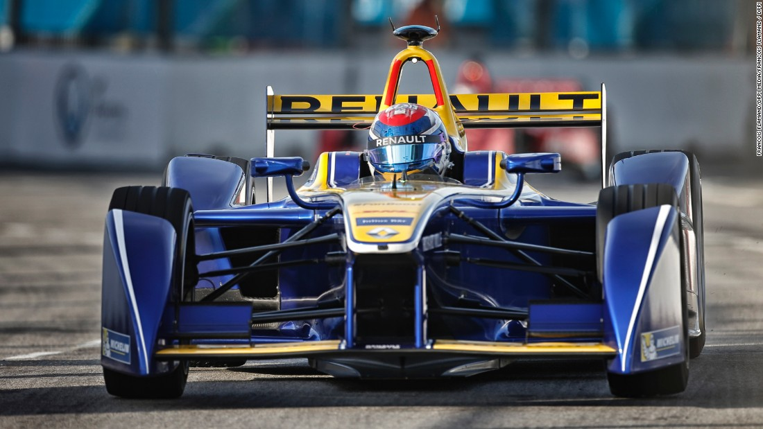 Renault has also announced it will continue its commitment to the Formula E series for at least another two seasons. Its Renault e.dams team won the inaugural 2014-15 championship and leads after three rounds of 2015-16.
