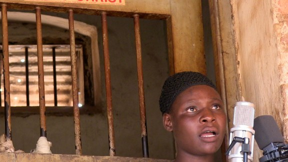 Female residents in the prison are faced with a particularly wrenching decision. They are allowed to have one child under five years of age live in the prison with them, and often they have to choose between which offspring can stay with them.