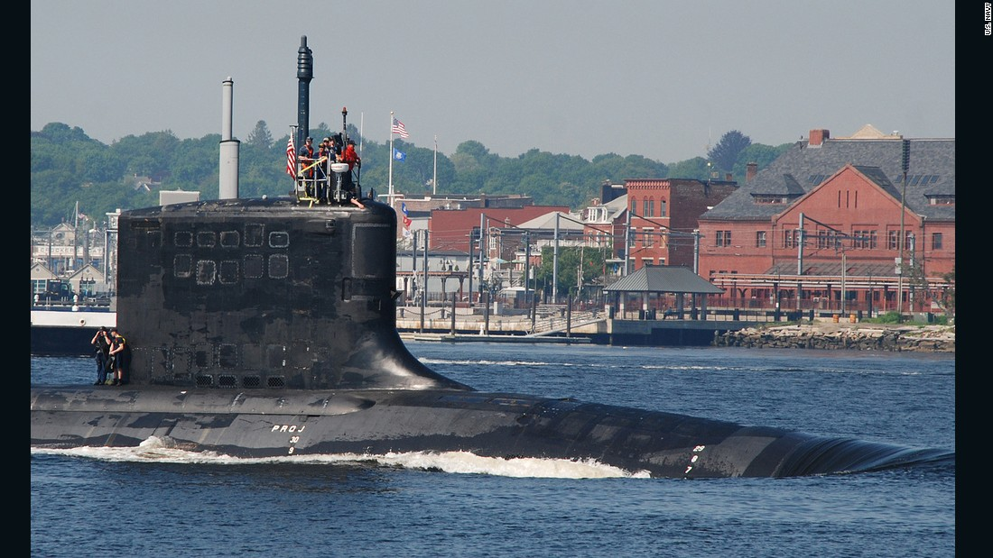 What You Should Know About The Uss New Hampshire Cnnpolitics