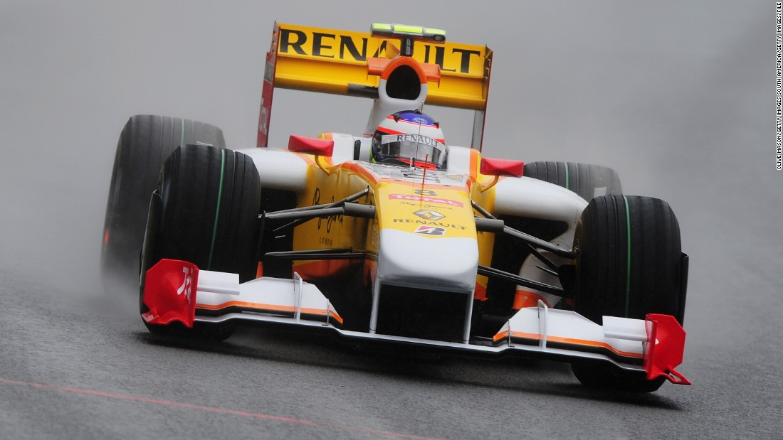 The last year Renault raced as a constructor was 2009.