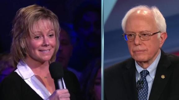 nh democratic town hall Bernie Sanders terrorism boston bombing 04_00000601.jpg