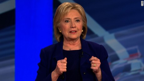 Hillary Clinton: It's hard for me to talk about myself