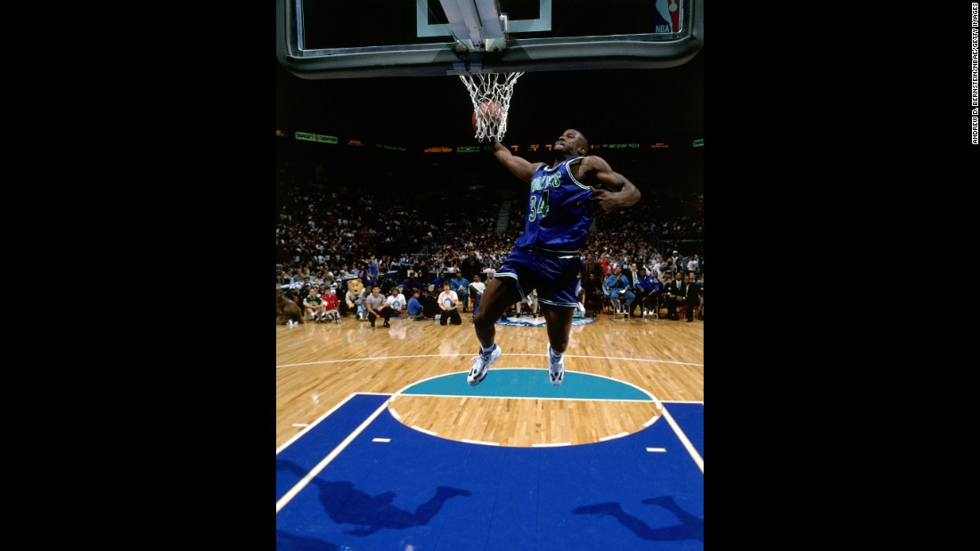 "The ""East Bay Funk Dunk."" That's what Rider, an Oakland native, called his between-the-legs jam that won him the title. ""Oh my god,"" Charles Barkley said on the broadcast. ""That might be the best dunk I've ever seen."""