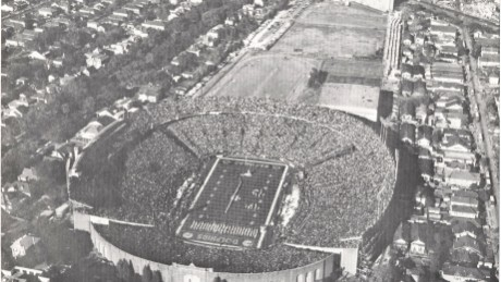 Tulane Stadium in 1972, where the coldest Super Bowl was played at a frigid ... 39 degrees.