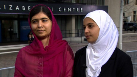 Malala: Inspiring girls globally, while an everyday girl at heart