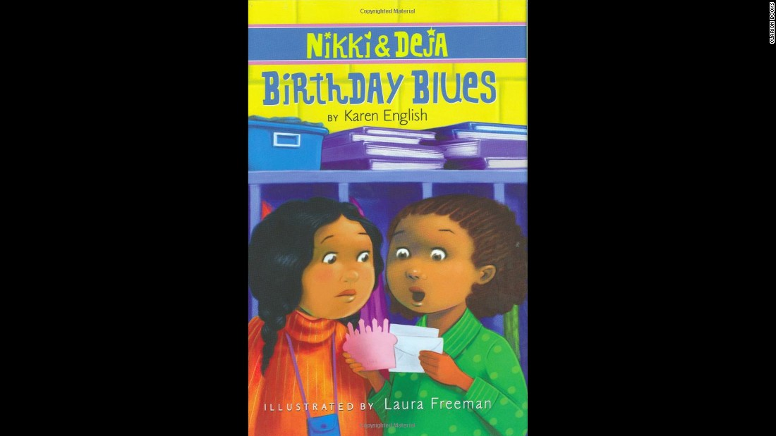"In ""Birthday Blues,"" the second book in Karen English's ""Nikki and Deja"" series, two third-graders plan a celebration."