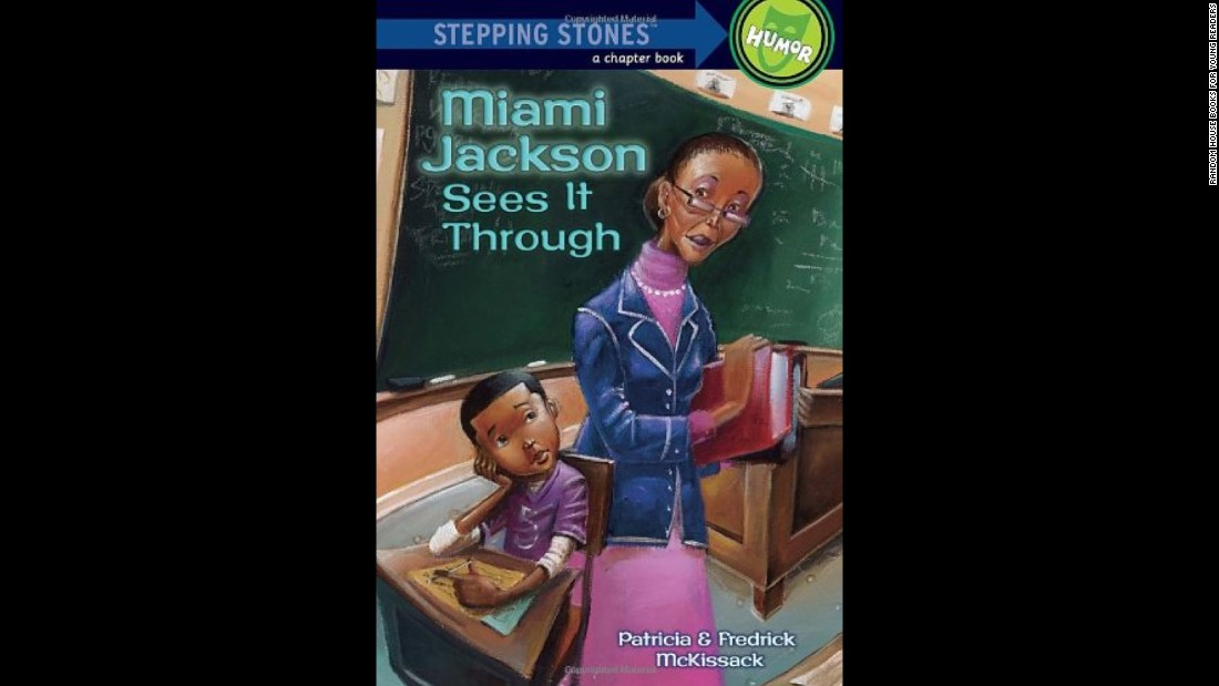 "In ""Miami Jackson Sees It Through,"" by Patricia McKissack, a young boy learns to deal with a tough new teacher."