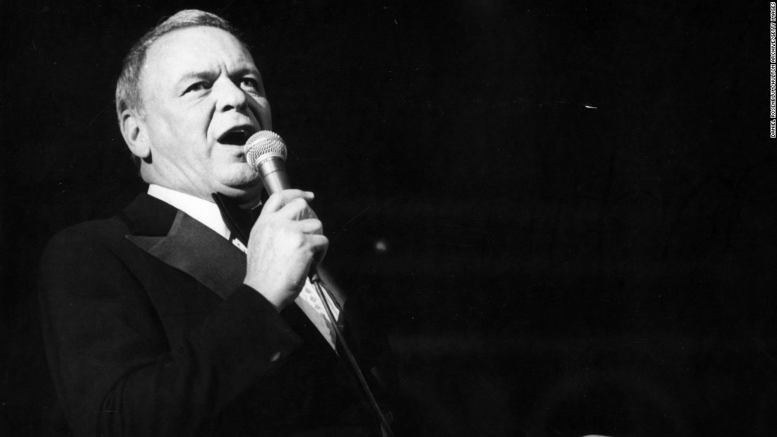 "<strong>Frank Sinatra</strong> (1915-1998) was a master at reinterpreting standards with his rich baritone and impeccable phrasing. Many of his romantic ballads, including ""Strangers in the Night,"" ""The Very Thought of You,"" ""Fly Me to the Moon"" and ""The Way You Look Tonight,"" remain timeless classics."
