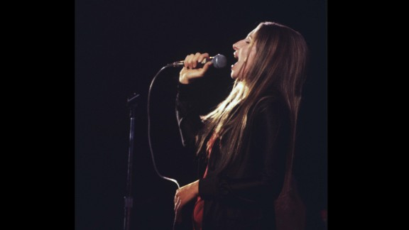 "The multitalented Barbra Streisand has had huge success as a singer, an actress and a filmmaker. In the 1970s she had a string of big,  unabashedly sappy hits (many from her movies), including ""The Way We Were,"" ""Evergreen (Love Theme From 'A Star is Born')"" and ""You Don't Bring Me Flowers,"" her duet with Neil Diamond."