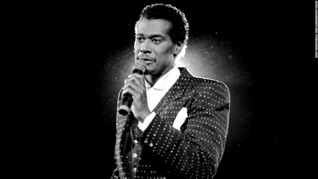 "R&B singer<strong> Luther Vandross</strong> (1951-2005) consistently slayed listeners with his velvet voice. Even Mariah Carey said she was intimidated to duet with him. His many indelible love songs include ""Stop to Love,"" ""So Amazing"" and ""Here and Now."""