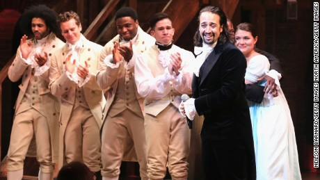 Broadway's 'Hamilton' under fire for controversial casting call