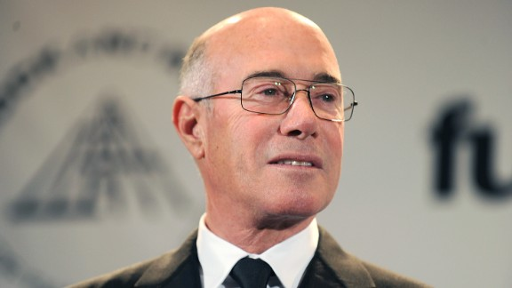 Inductee David Geffen attends the 25th Anniversary Rock & Roll Hall of Fame 2010 induction ceremony at The Waldorf Astoria Hotel on March 15, 2010, in New York City.
