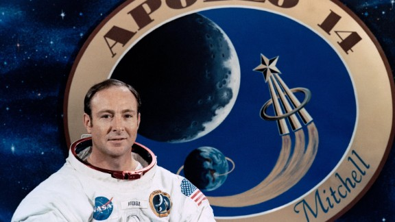 Edgar Mitchell was the sixth man to walk on the moon and just one of 12 total who have done so. The Apollo 14 astronaut, who was 85, died on February 4.