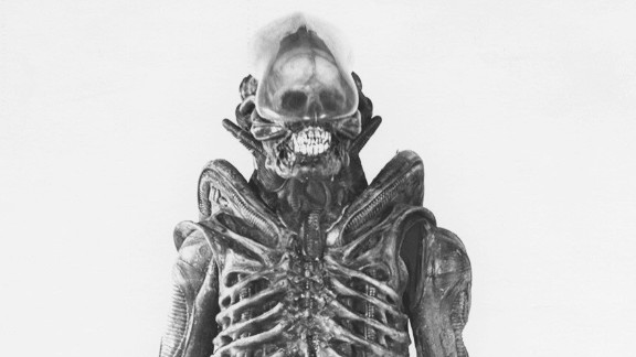 """The alien Badejo played was the fully-grown iteration on the creature that sprang (spoiler alert!) from <a href=""""https://www.youtube.com/watch?v=JehjqlzXwIQ"""" target=""""_blank"""" target=""""_blank"""">John Hurt's chest</a> during the course of the film. According to special effects supervisor Nick Allder, the response to that scene was largely real -- none of the cast knew quite how graphic it would be."""