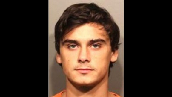 Wolfgang Ballinger, 21, faces several felony charges, authorities say.
