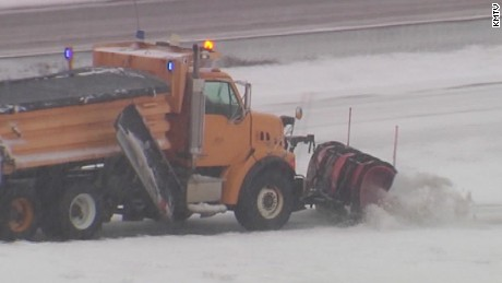 Crew plows through blizzard to get man a new heart