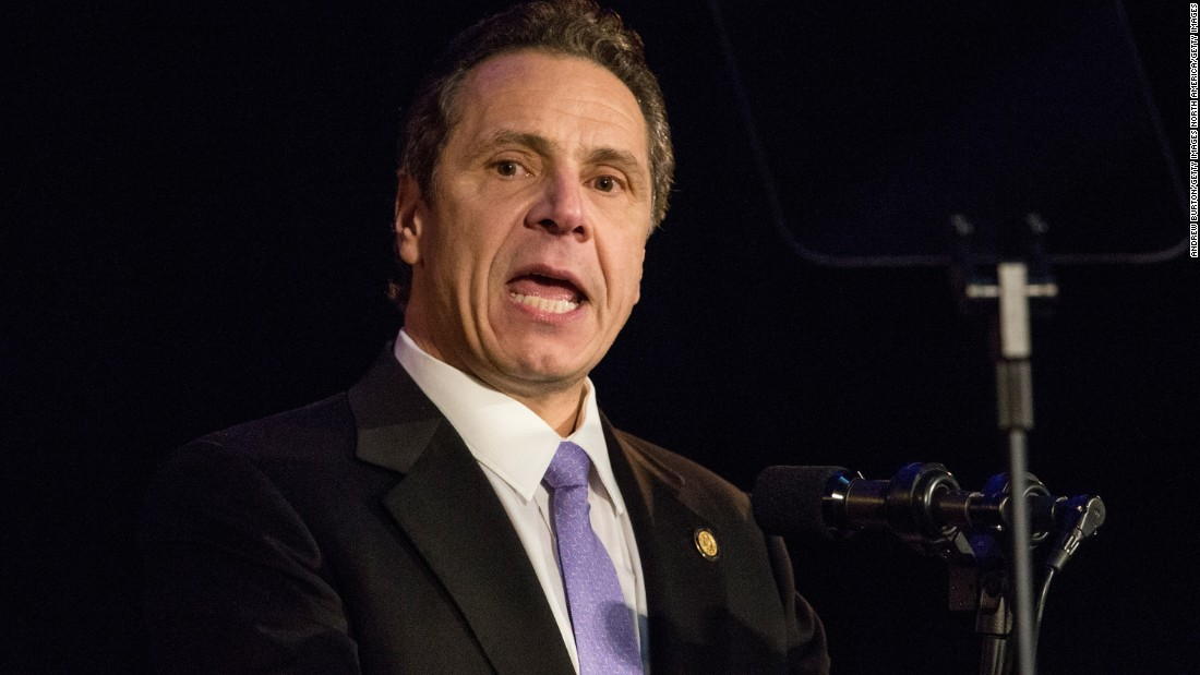 Gov. Andrew Cuomo uses 'n-word' to make point about derogatory terms against Italians