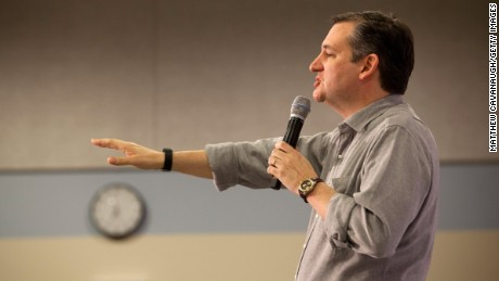 Ted Cruz: Making U.S. women eligible to be drafted is 'nuts'