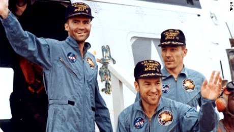 Experience the Apollo 13 mission in real-time during its 50th anniversary