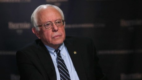 Sen. Bernie Sanders on State of the Union: Part 2