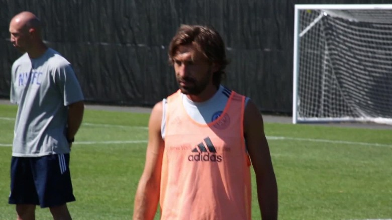 Pirlo wants to play for Italy at EURO 16