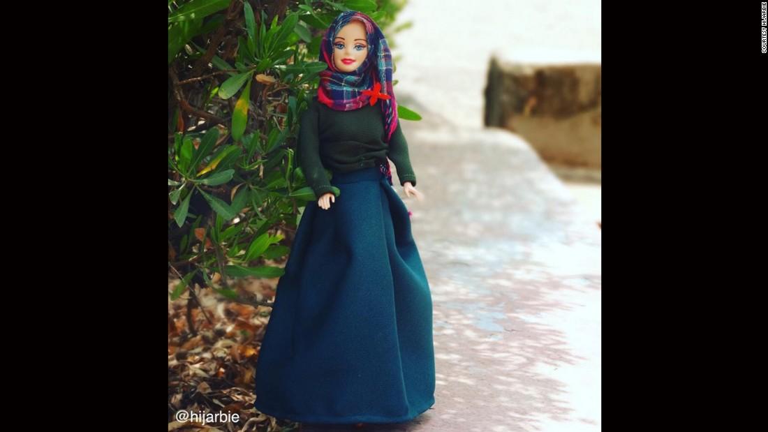 Hijarbie How Barbie Got A Muslim Makeover