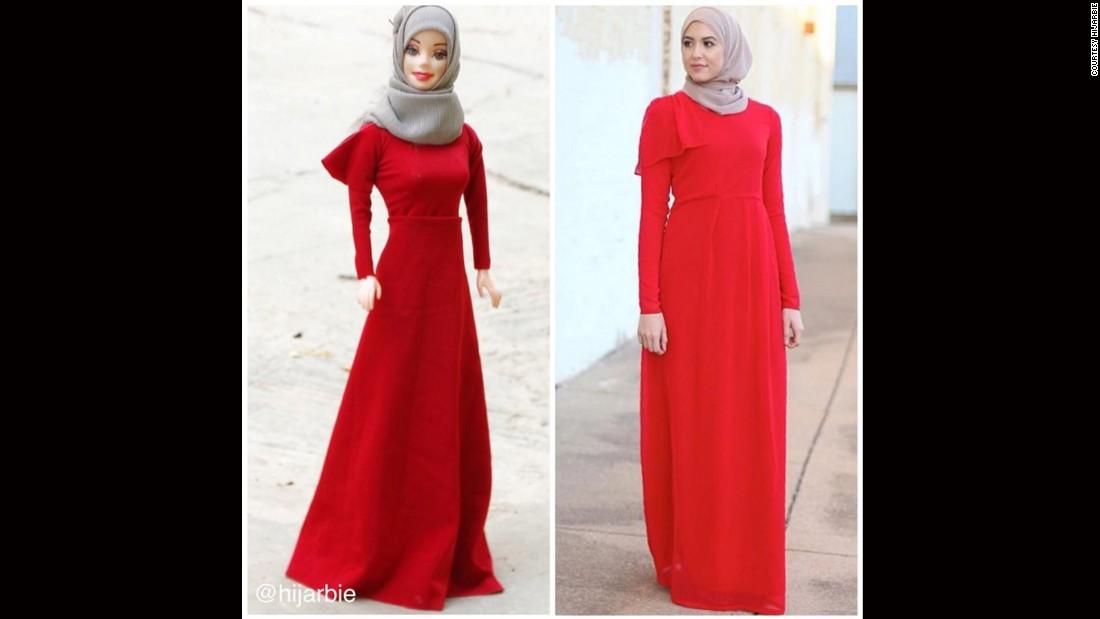 Hijarbie How Barbie Got A Muslim Makeover Cnn Style