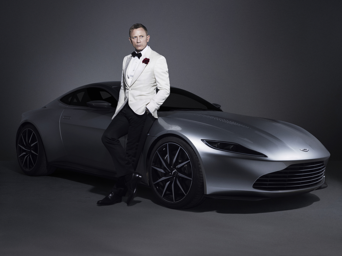 the db11: the new face of aston martin - cnn style