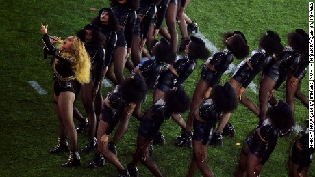 Rudy Giuliani slams Beyoncé's Super Bowl performance