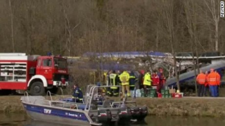 German official: We can't yet determine cause of crash