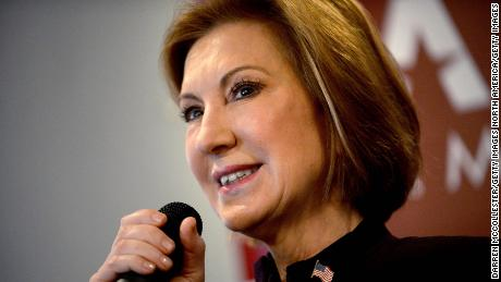 Carly Fiorina dismisses past Ted Cruz criticism