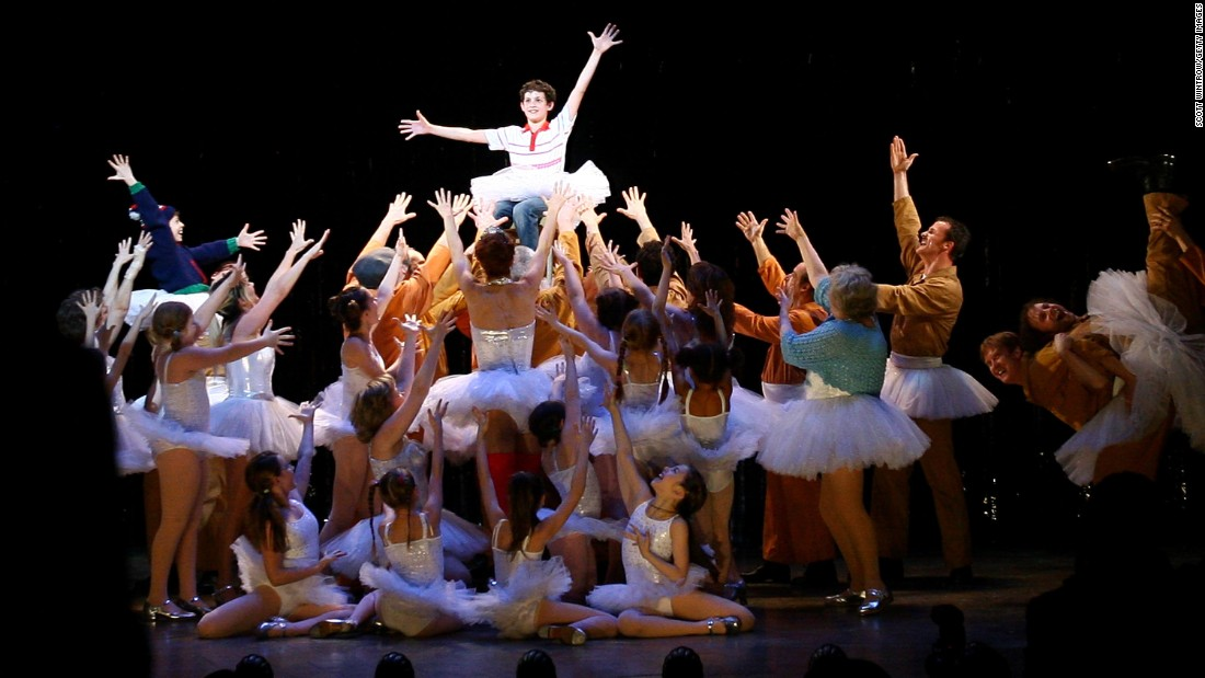"""Billy Elliot: The Musical,"" based on the 2000 film about a boy who loves ballet in the midst of a grim UK miners' strike, had the benefit of a superstar music writer: Elton John. (Lyrics and book are by Lee Hall.) The show won best musical at the 2009 Tonys, one of 10 honors it received. The show ran for more than three years."