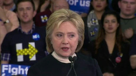 hillary clinton wall street concession speech sot ac_00011429