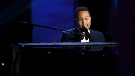"John Legend's album ""Get Lifted"" in 2004 helped the pianist and vocalist to rise to fame. He's won a string of Grammy Awards -- including best new artist in 2006 -- as well as a Golden Globe and an Oscar."