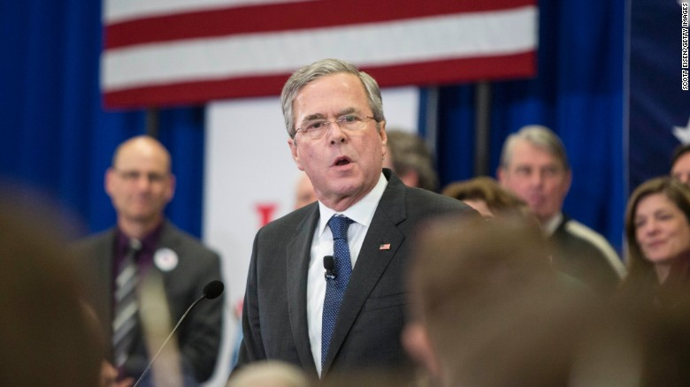 Jeb Bush: I'm going to keep fighting