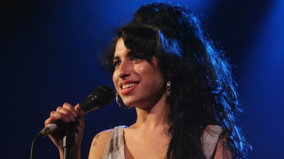 "Amy Winehouse's album ""Back to Black"" helped her win the Grammy for best new artist in 2008 against competition that included Taylor Swift. Winehouse battled substance abuse and health issues and never released another album. She died in 2011 from accidental alcohol poisoning at the age of 27."
