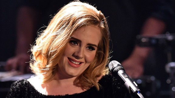 "Adele has come a long way from when her demo was posted on Myspace. Her album ""19"" led her to defeat the likes of the Jonas Brothers and Lady Antebellum for best new artist in 2009. Known for basing her music on her relationships, Adele recently released her third album ""25,"" with her hit ""Hello."""